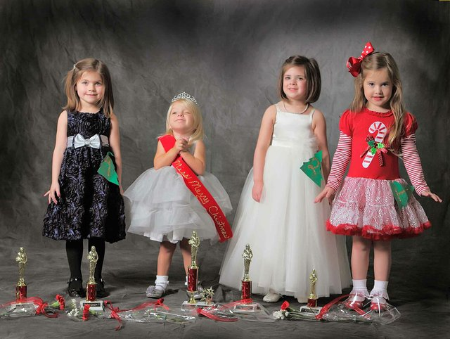 Miss Merry Christmas 2013 Birth to 4 years old