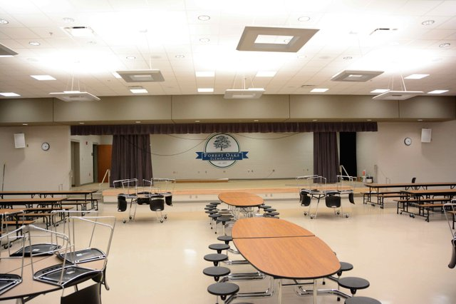 Forest Oaks Cafeteria