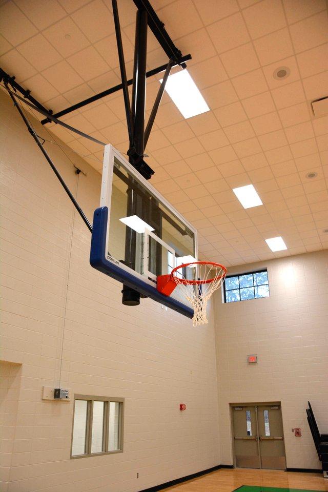 Forest Oaks Gymnasium
