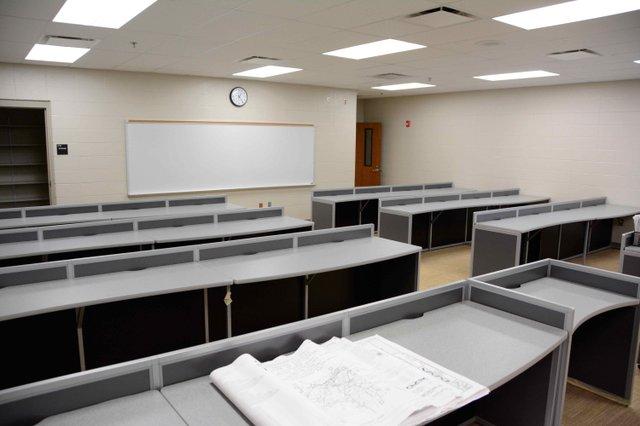 Forest Oaks Computer Classroom