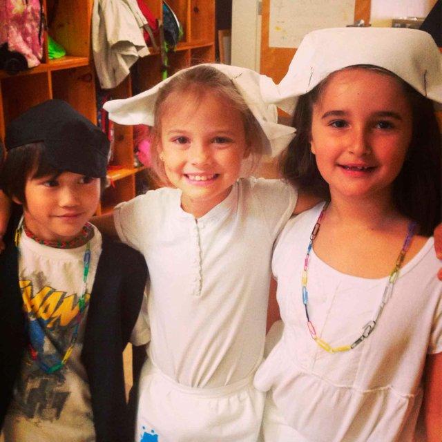 Hilltop Montessori culture