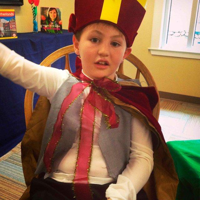 Hilltop Montessori culture 2