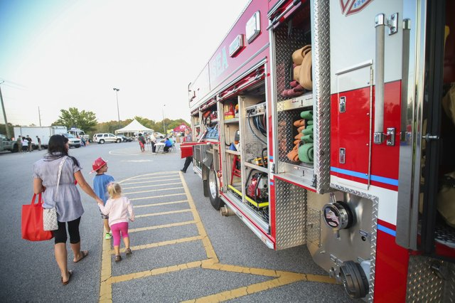 Chelsea National Night Out 2016