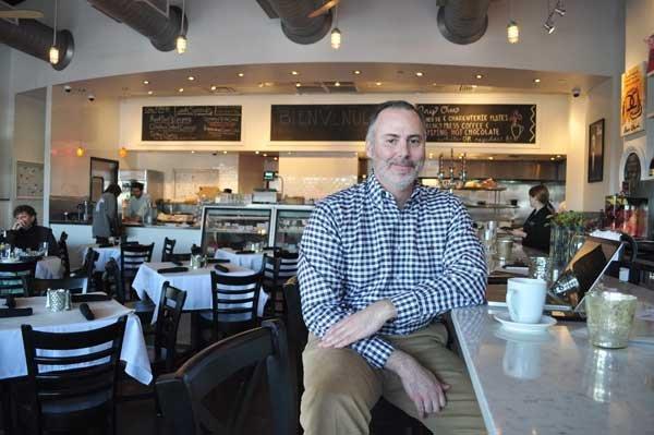Primeaux Cheese owner Paul Primeaux