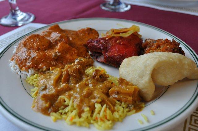 0911 Mughal Indian Cuisine