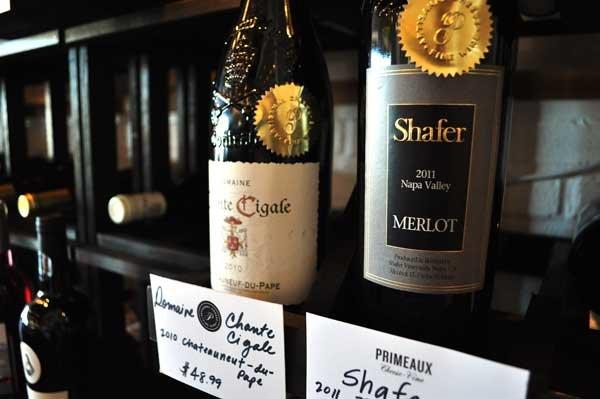 Primeaux wine