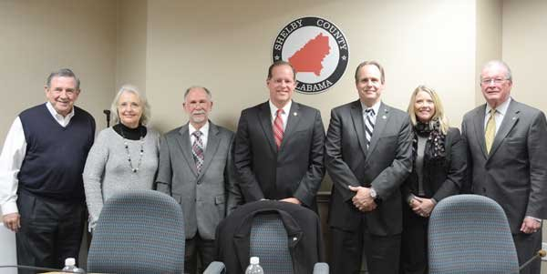 Shelby County Delegation 2014