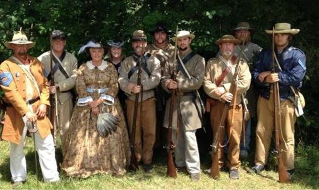 31st Alabama Infantry Shelby 196th Anniversary
