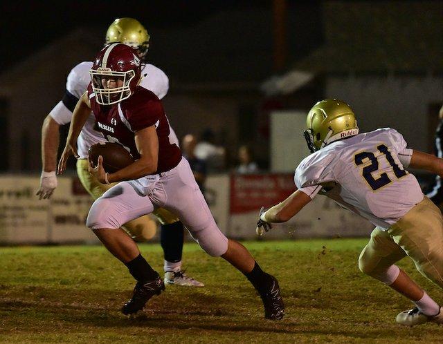 Briarwood at Shelby County Football